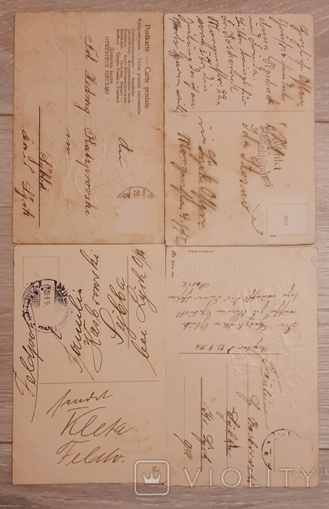 Поздравительные открытки 8, фото №3