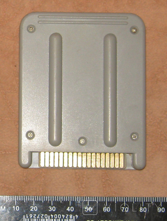 Invader - экран-картридж для электронной игры, фото №3