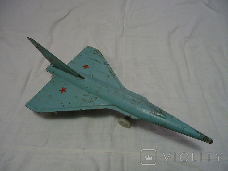 Самолет, металлический, СССР, фото №2