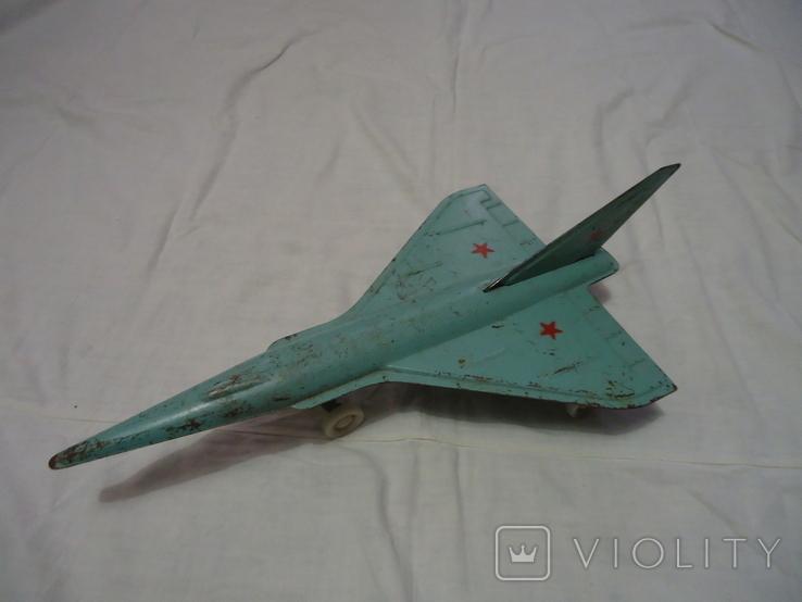 Самолет, металлический, СССР, фото №3