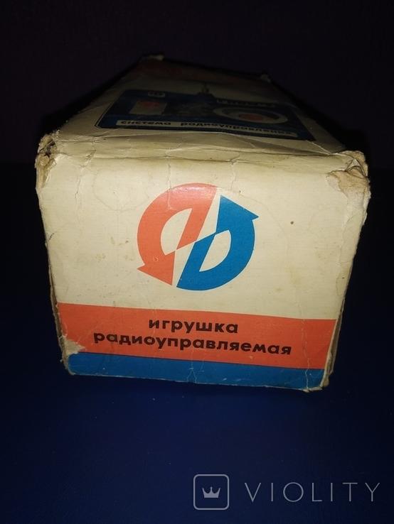 Тягач ГНОМ-3 на радіоуправлінні, фото №12