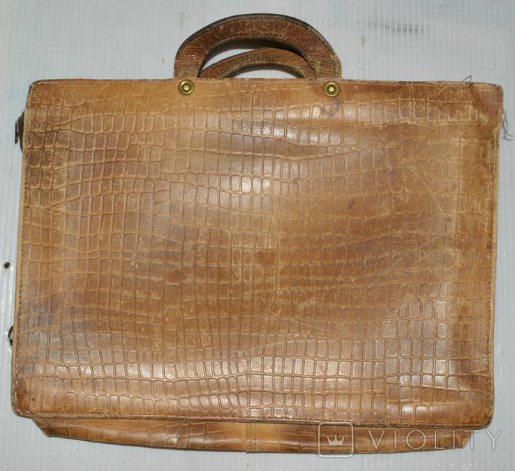 Портфель и сумка СССР, фото №3