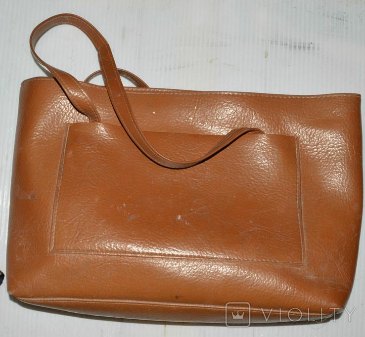 Портфель и сумка СССР, фото №5
