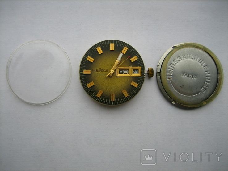 Механизм Чайка + стекло + крышка, фото №2