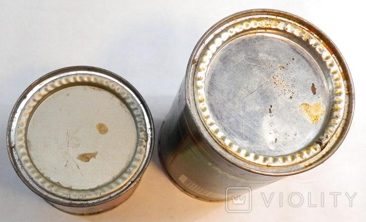 2 банки кофе Галка 97 года, фото №4