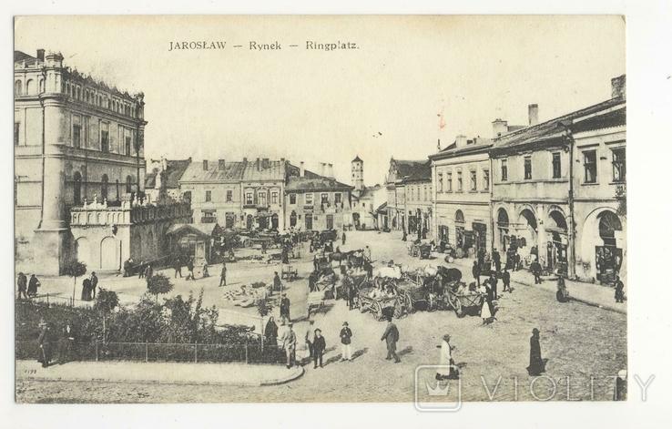 Польща, Ярослав. Jarosaw. Rynek, фото №2