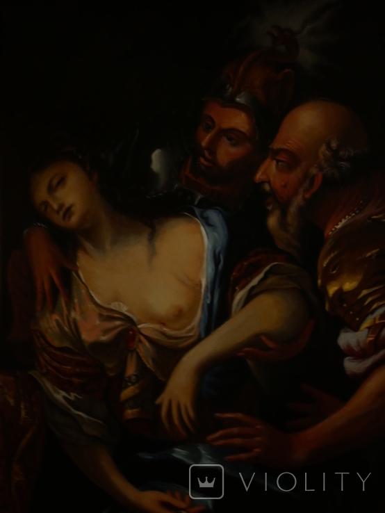 КОПІЯ : Смерть Лукреції, фото №3