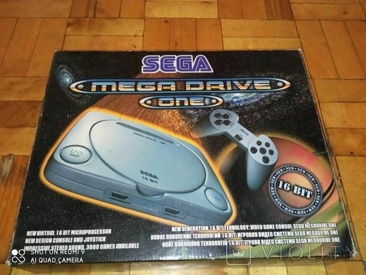 Игровая приставка SEGA Mega Drive One 16 Bit, фото №2