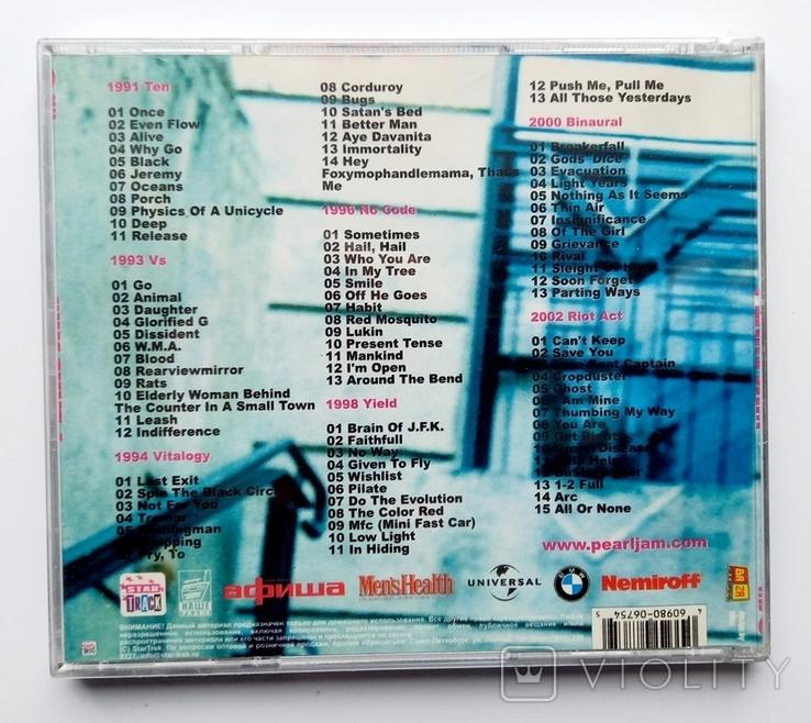 PEARL JAM. MP3. 1991 - 2002., фото №3