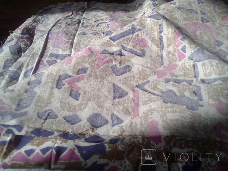 Отрез ткани 98*198 см.Хлопок,Украина, фото №4