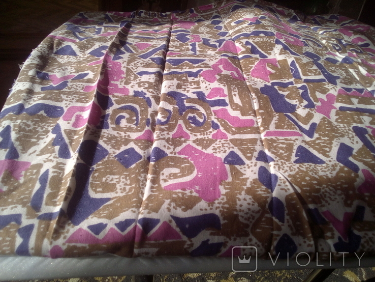 Отрез ткани 98*198 см.Хлопок,Украина, фото №7