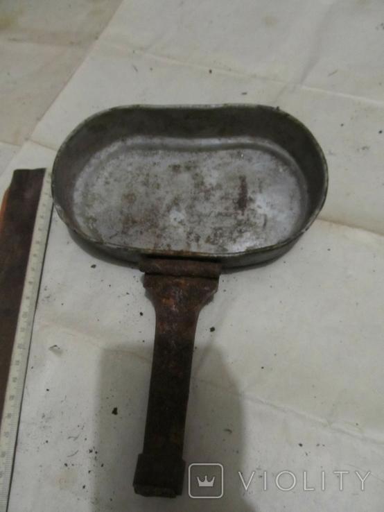 Крышка котелка, фото №2