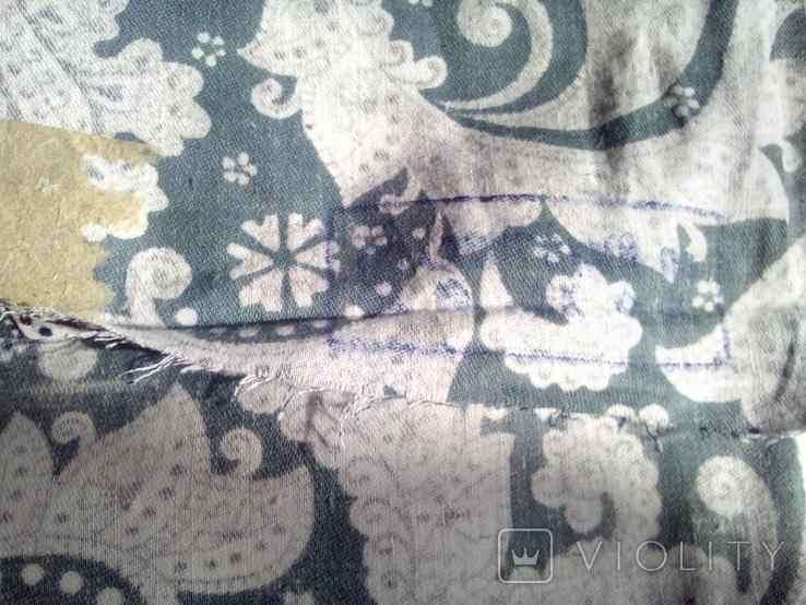 Отрез ткани 0,96*3,48 м хлопок,Украина, фото №4