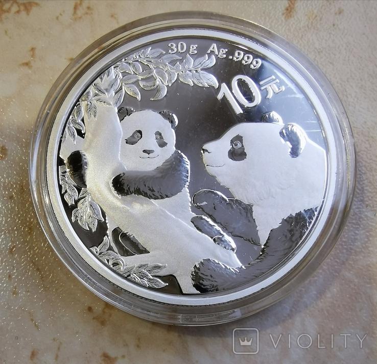 10 юаней 2021 года, фото №2