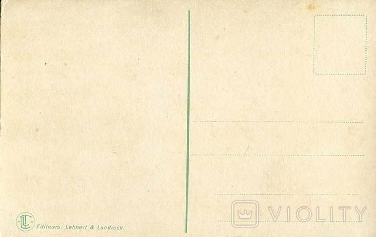 Обнаженная восточная кркасавица. Ню, эротика. 1900-1910-е гг., фото №3