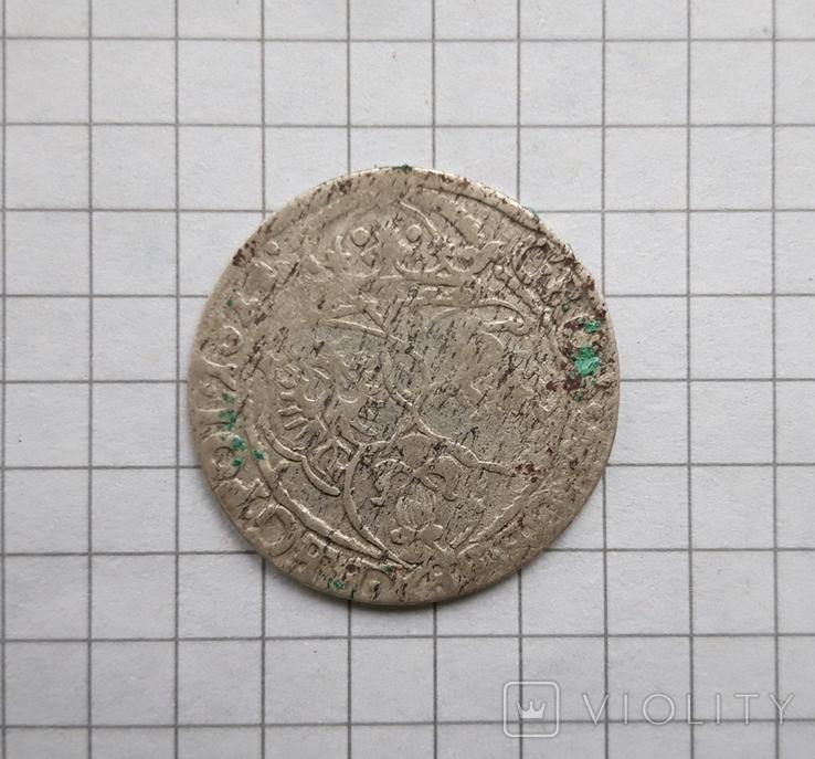6 грошей Сигизмунда III (шестак)., фото №3