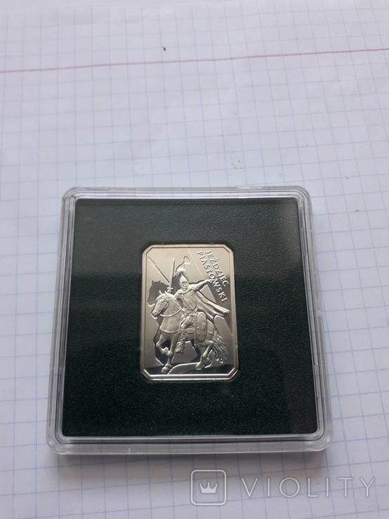 10 злотих 2006 р Польща срібло, фото №8