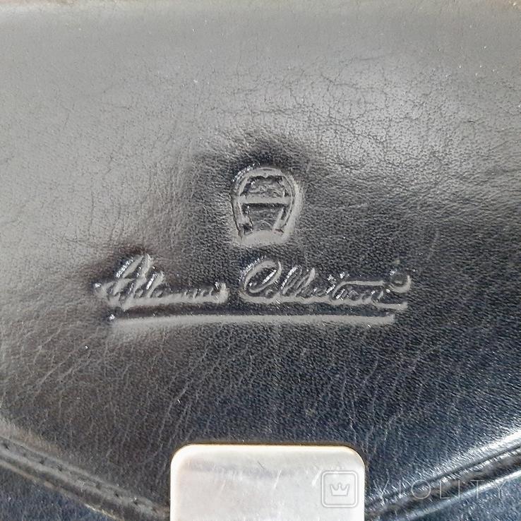 """Мужская сумка - кошелек кожа """"Adamas Collection"""" № 59137, фото №3"""
