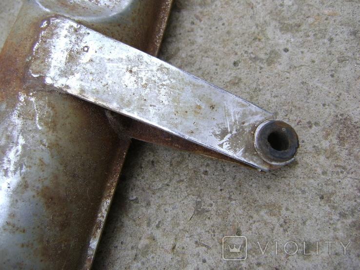 Мотороллер Тулица выхлопная труба глушитель, фото №6