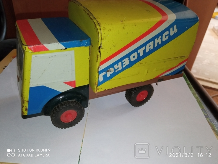 Грузовик СССР, фото №5
