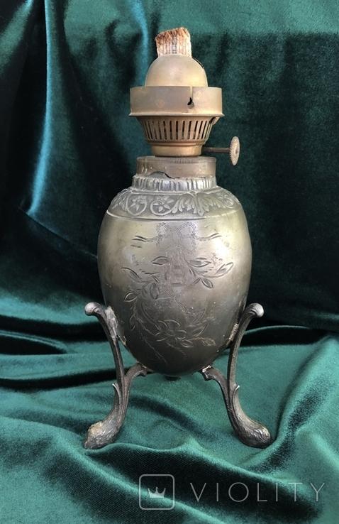 Маленька колекційна лампа, фото №2