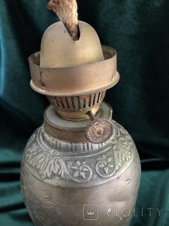 Маленька колекційна лампа, фото №4