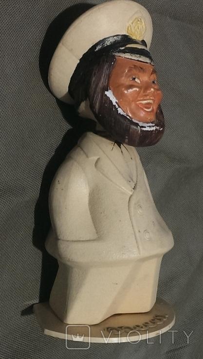 Одесса. Кукла-болванчик. Моряк., фото №2