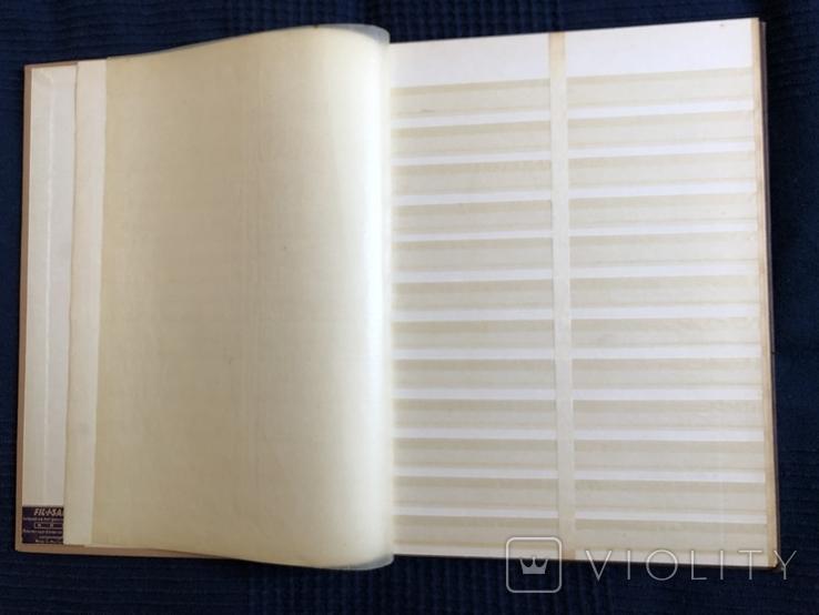 Три альбома для марок, фото №10