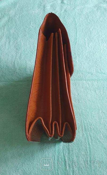 Кожаный портфель СССР, фото №5