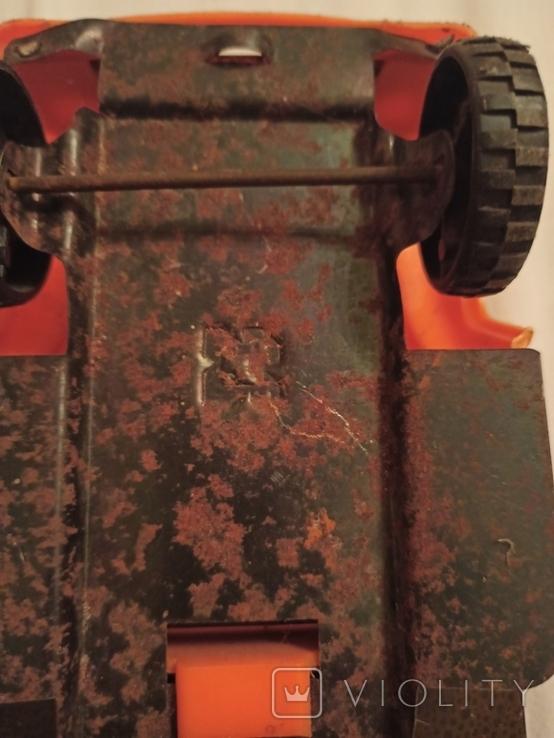 Грузовик. Игрушка. пластмасса/ металл, фото №4