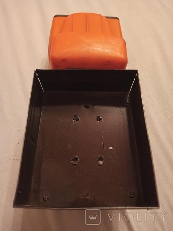 Грузовик. Игрушка. пластмасса/ металл, фото №5