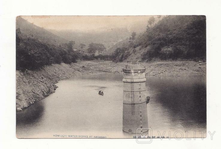 Нагасаки Япония водяной резервуар, фото №2