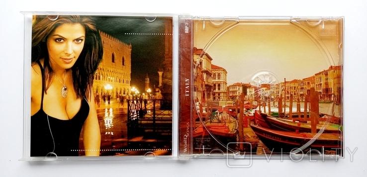 ITALY. World Songs. МР3, фото №5