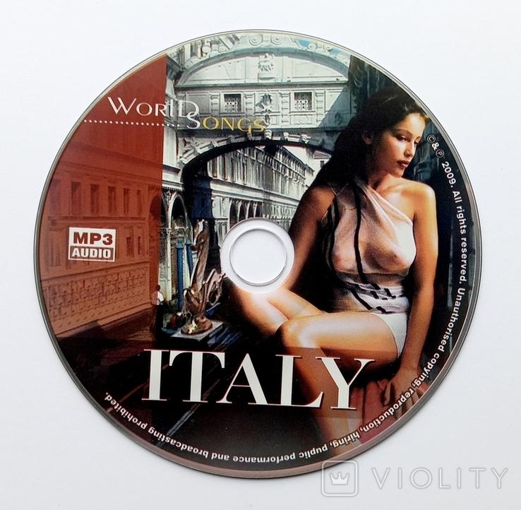ITALY. World Songs. МР3, фото №6