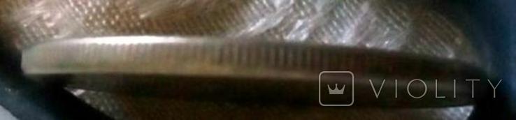12 рублів на срібло 1834 року. Росія. .Микола І . (копія - не магнітна, срібнення 999), фото №4