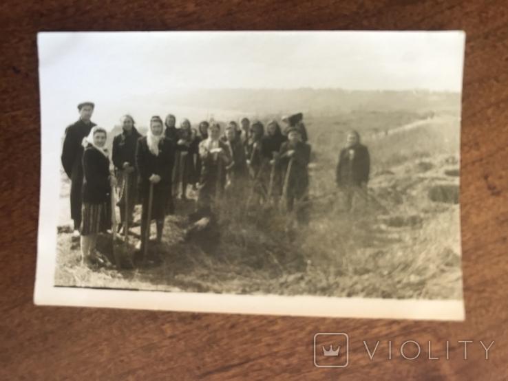 Одесса Девушки на склонах Лопаты, фото №6