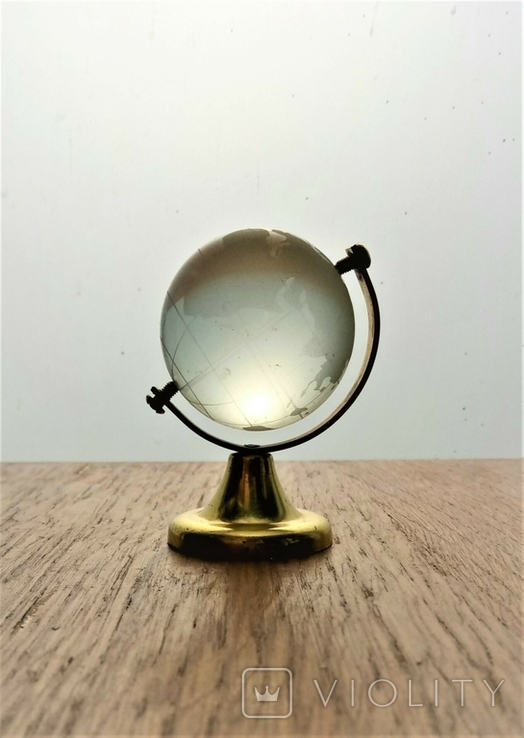 Сувенир Земной шар, фото №2