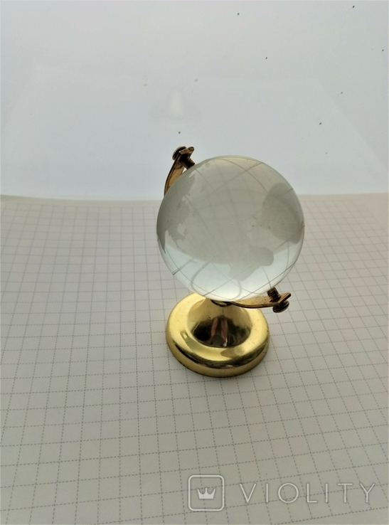 Сувенир Земной шар, фото №7