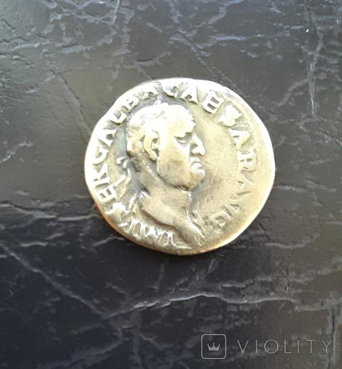 Денарій імператора Гальби 68-69рік н.е, фото №2