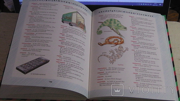 The OXFORD illustrated junior dictionary, фото №7