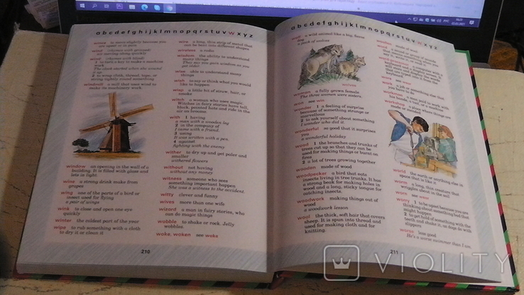 The OXFORD illustrated junior dictionary, фото №8