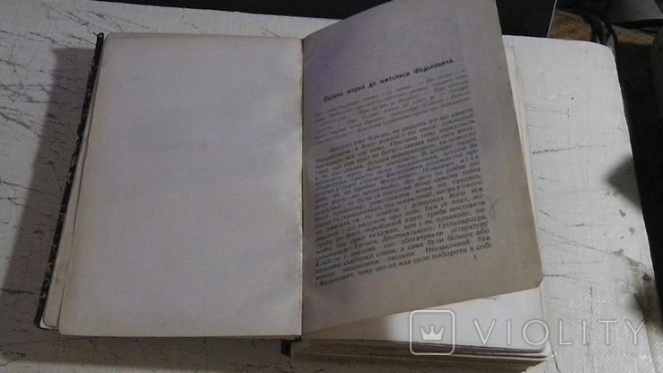 Житєпись Осипа Юрія Гординського-Федьковича. 1911 р., фото №8