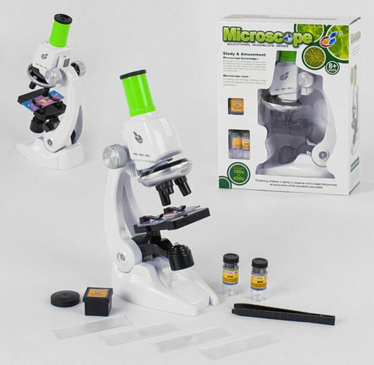 Детский микроскоп, фото №3