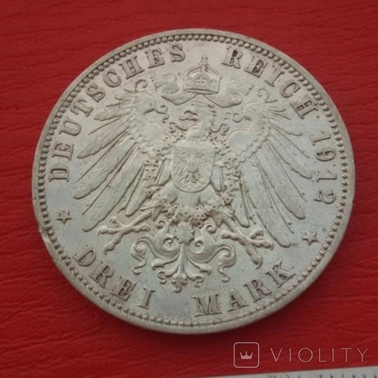 3 марки 1912 г, фото №11