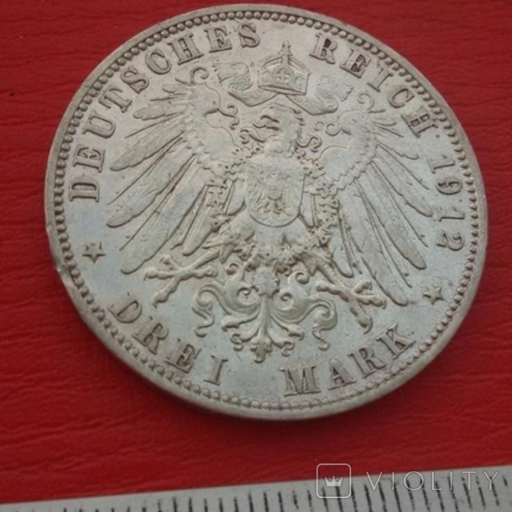 3 марки 1912 г, фото №12