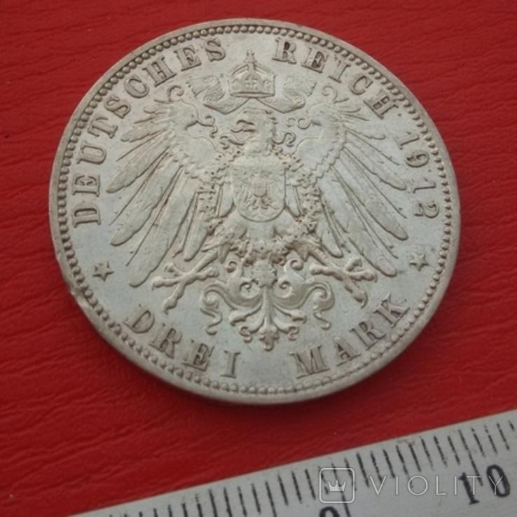 3 марки 1912 г, фото №13