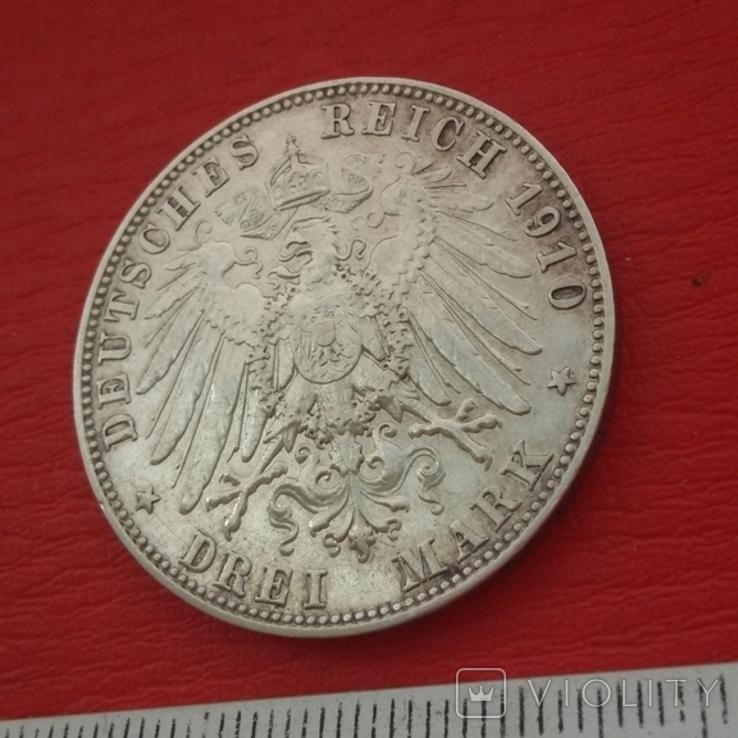 3 марки 1910, фото №10