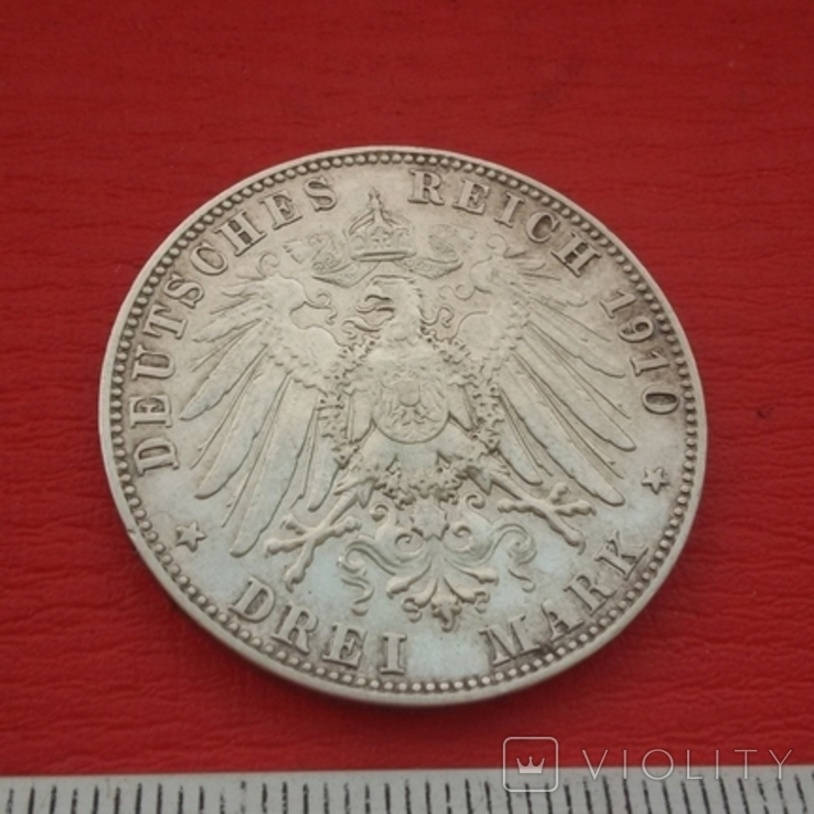 3 марки 1910, фото №12