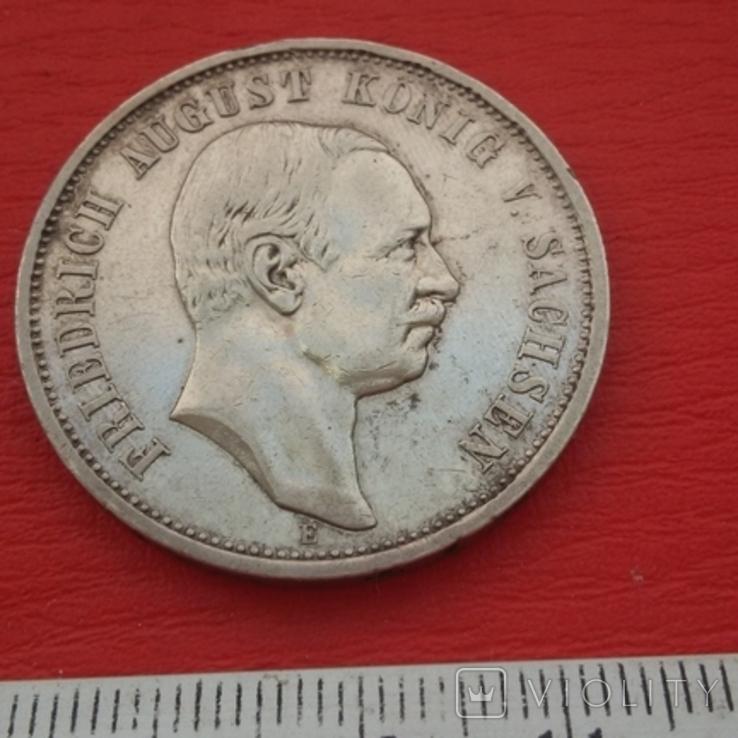 3 марки 1909 г, фото №3
