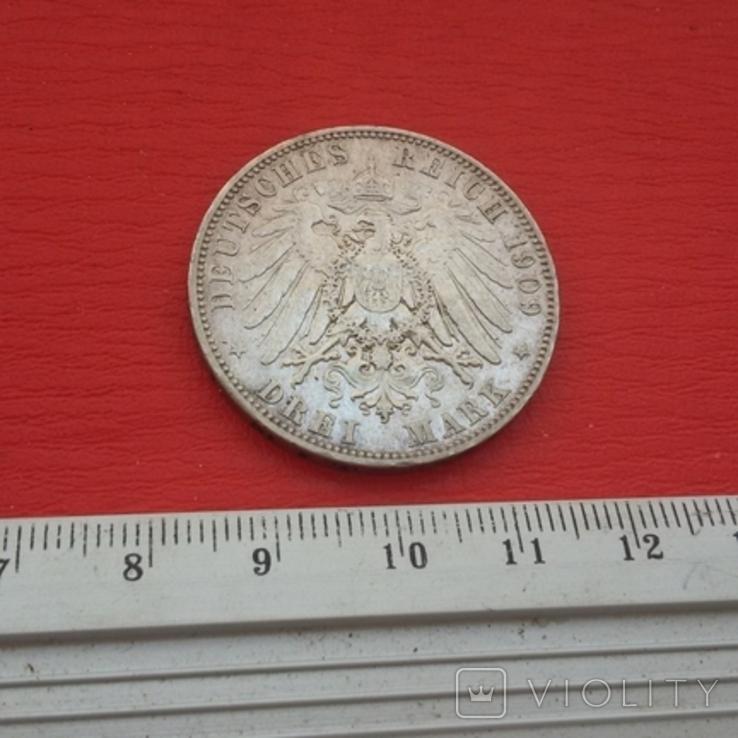 3 марки 1909 г, фото №13
